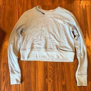 SoulCycle Cropped Sweatshirt